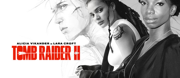 New casting news for the movie Tomb Raider 2, actresses Sasha Lane and Michaela Coel could be joinin