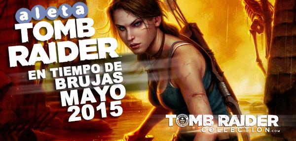 Llegan de los cómics de Tomb Raider en español de la mano de Aleta Ediciones