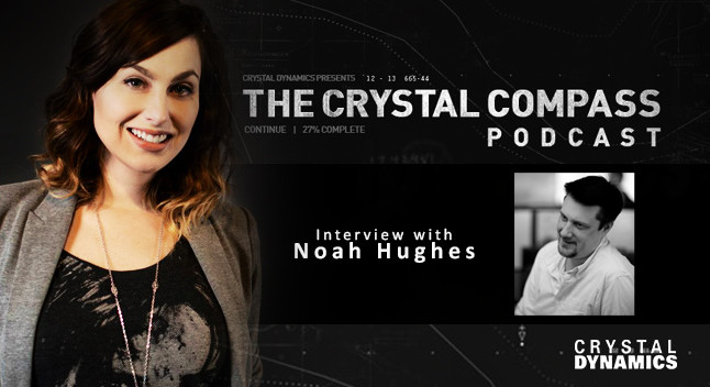 CRYSTAL COMPASS PODCAST: Noah Hughes, Franchise Director, talks about the mythology of Rise of the T