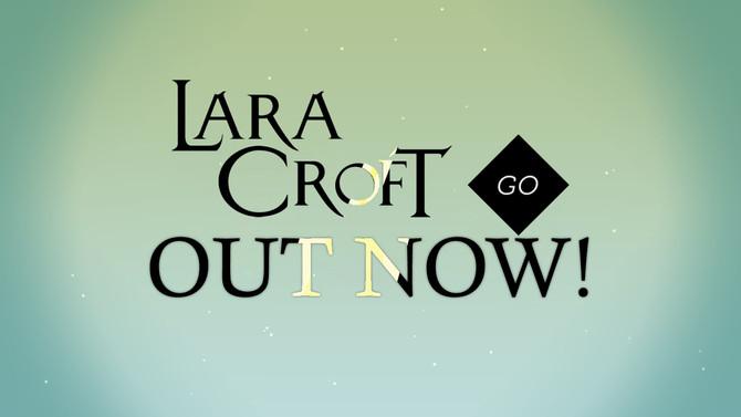 Lara Croft GO, NOW ON SALE! Launch Trailer