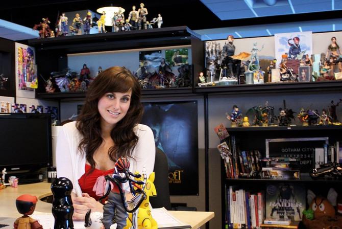 Meagan Marie returns to Crystal Dynamics