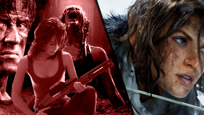 Eight Films That Helped Influence Rise Of The Tomb Raider