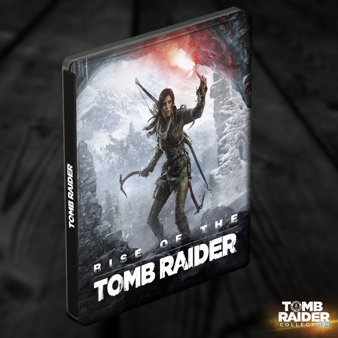 New steel box for Rise of the Tomb Raider