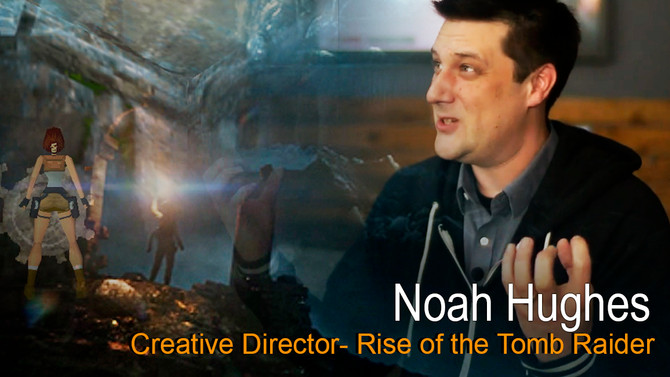 Interview with Noah Hughes: Return Of The Tombs: The Puzzles Of Rise Of The Tomb Raider