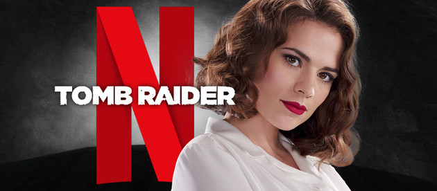 Hayley Atwell will be the voice of Lara Croft in Netflix's 'Tomb Raider' Anime Series