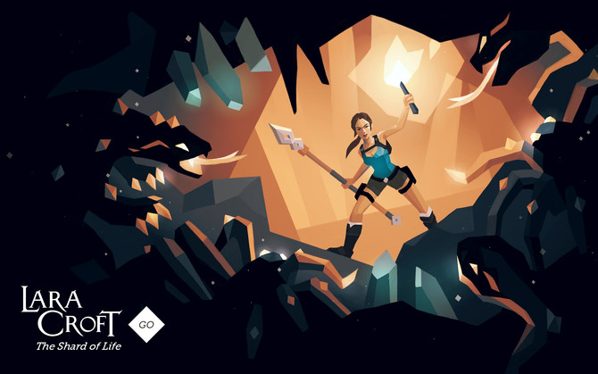 New concept arts and artwork of Lara Croft Go