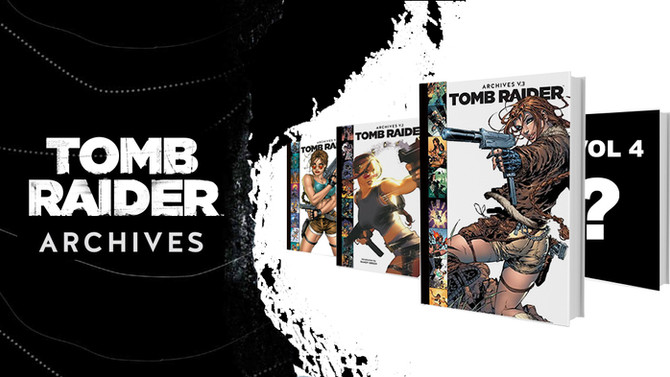 Announced Tomb Raider Archives Vol 3
