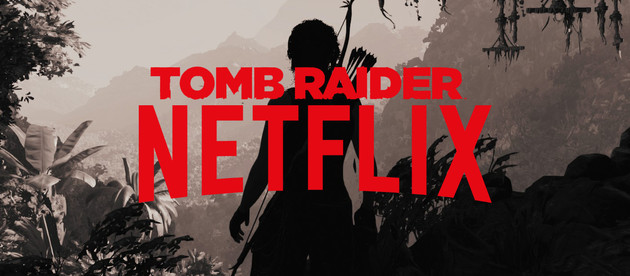 Netflix has just announced a new anime series about Tomb Raider.
