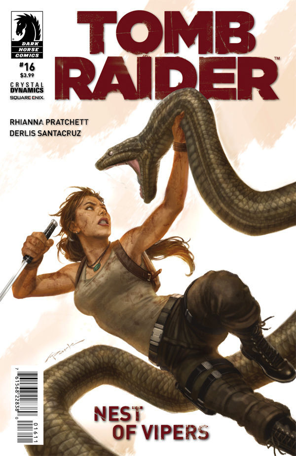 Tomb Raider Comic #16 - Preview