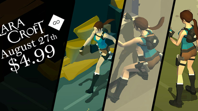 Square Enix Montreal just revealed new Lara Croft GO details and screenshots