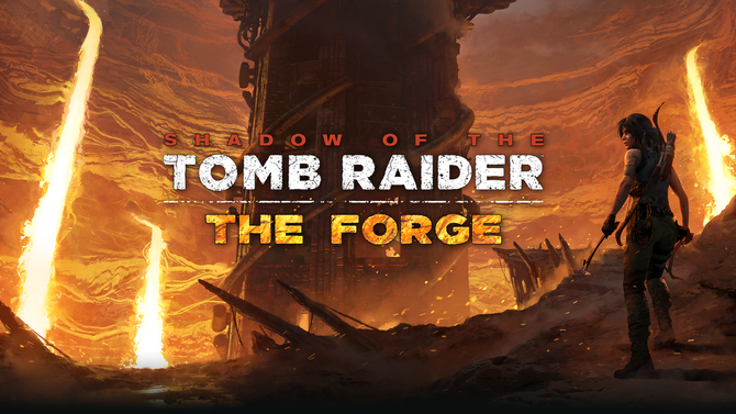 Shadow of the Tomb Raider THE FORGE will be the first DLC