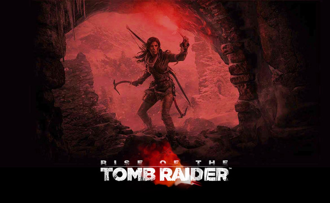 Something is coming: Rise of the Tomb Raider