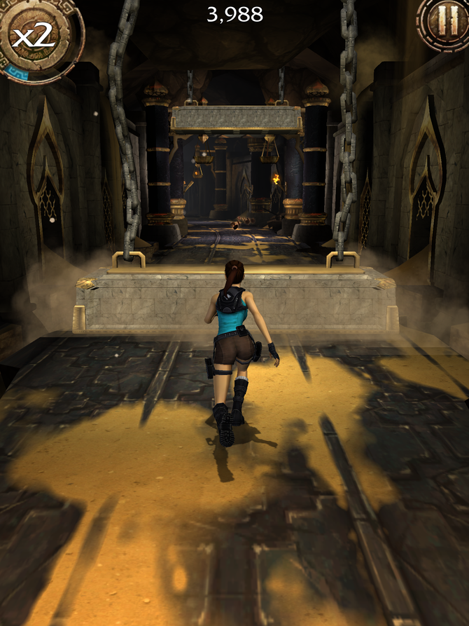 SCREENSHOTS Lara Croft: Relic Run