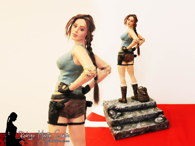 New items have arrived to my Tomb Raider Collection!