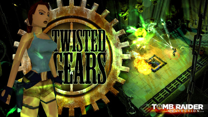 Available Now: Lara Croft and the Temple of Osiris Twisted Gears Pack