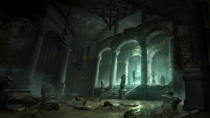 New concept-art of Rise of the Tomb Raider