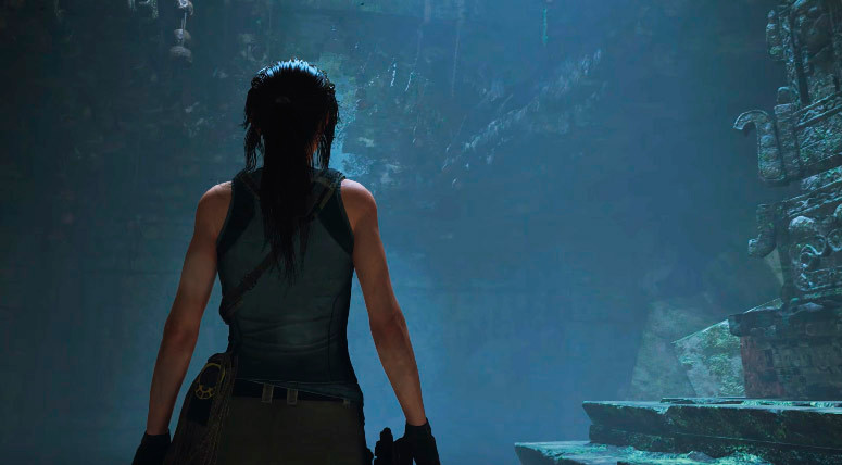 Shadow Of The Tomb Raider Second Gameplay