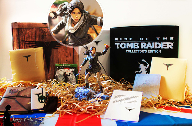 New memorabilia of Tomb Raider added to my collection!