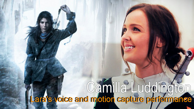 Camilla Luddington On Playing Lara Croft And The Difficulties Of Pretending To Drown