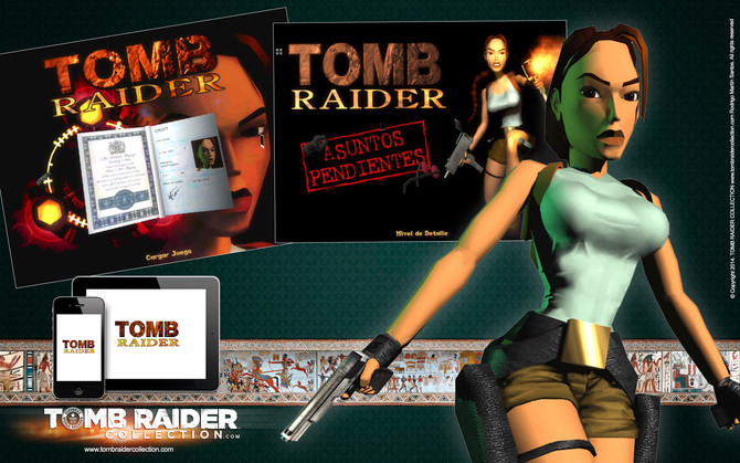 New update for TR1 IOS that includes the game in new different languages