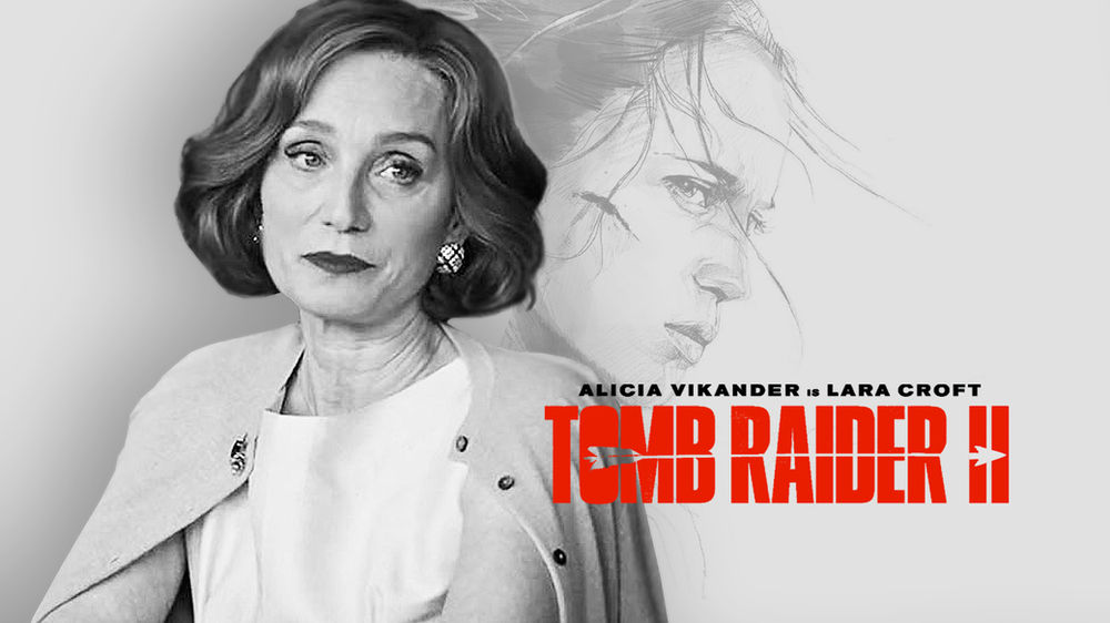 Actress Kristin Scott Thomas Will Be Back In Tomb Raider 2