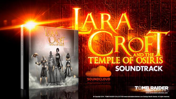 FREE - Lara Croft and the Temple of Osiris OST!