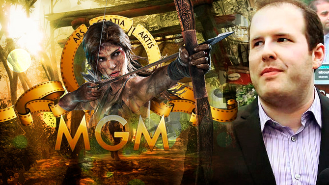 Warner Bros And Scribe Evan Daugherty Join MGM 'Tomb Raider Movie' Reboot
