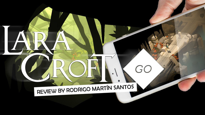 My personal REVIEW of: Lara Croft Go