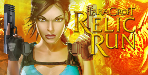 New update for Lara Croft Relic Run