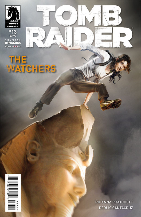Tomb Raider Comic #13 on sale the next February 28th, 2015