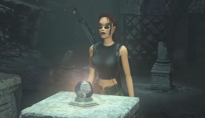 New episode of Woman VS Wild. (Croft Manor)