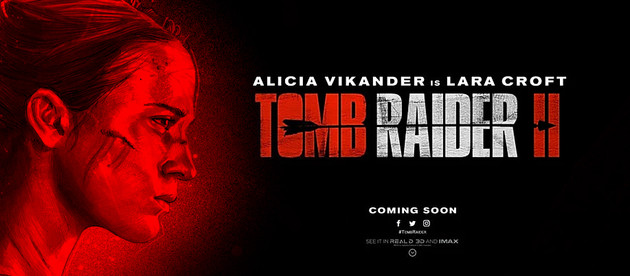 Filming of the new Tomb Raider movie will begin this April.