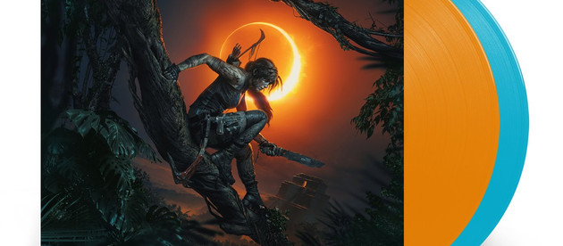 Shadow of the Tomb Raider vinyl album for sale
