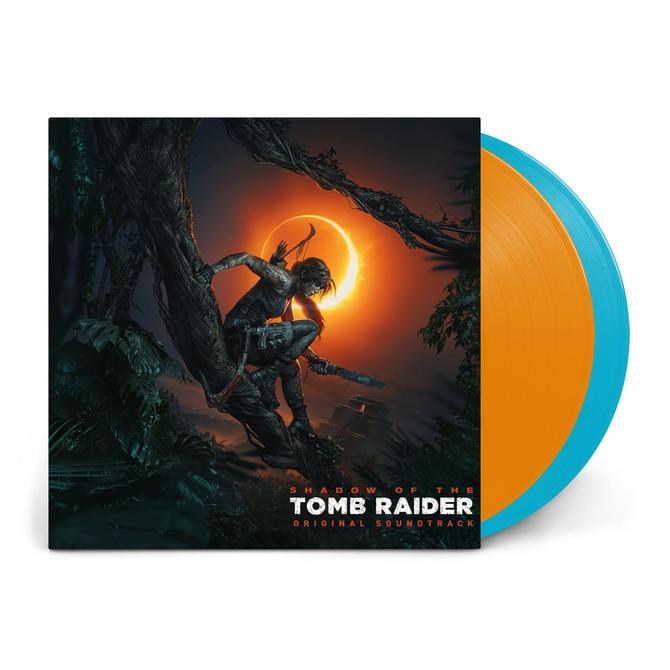 Shadow of the Tomb Raider vinyl album for sale