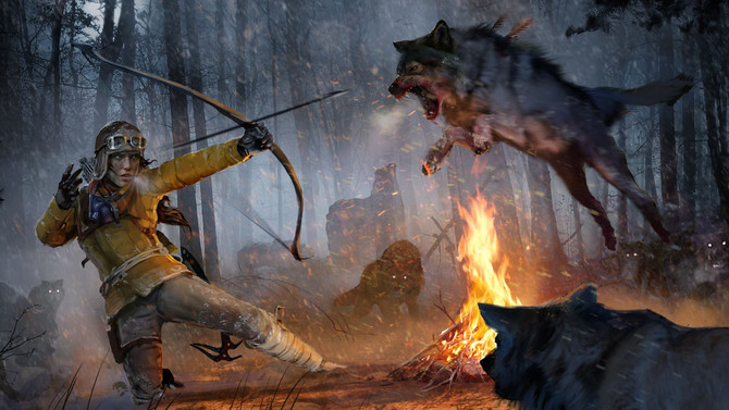 Kill, eat, and survive in Rise of the Tomb Raider's Endurance Mode DLC