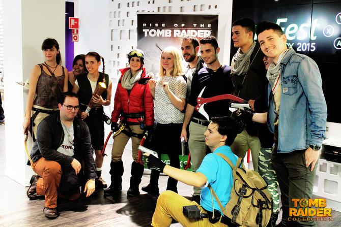 Xbox FanFest Madrid 2015
