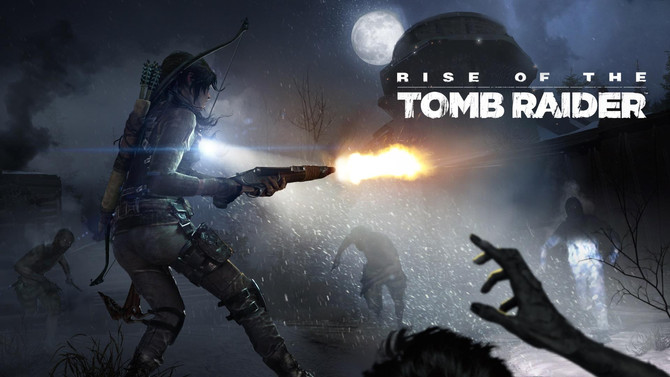 """New DLC for Rise of the Tomb Raider """"Cold Darkness Awakened"""" Coming March 29"""