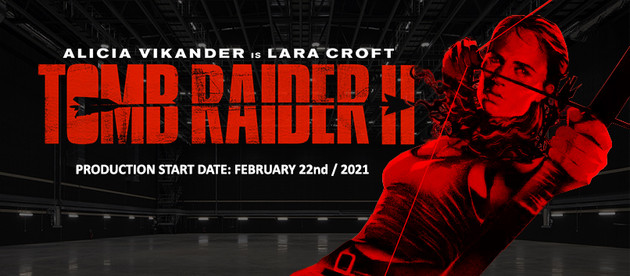 The second Tomb Raider movie already has a filming start date.