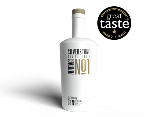 Officially a Great-Tasting Gin!