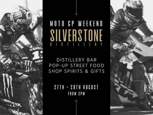 Moto GP Weekend At Silverstone Distillery