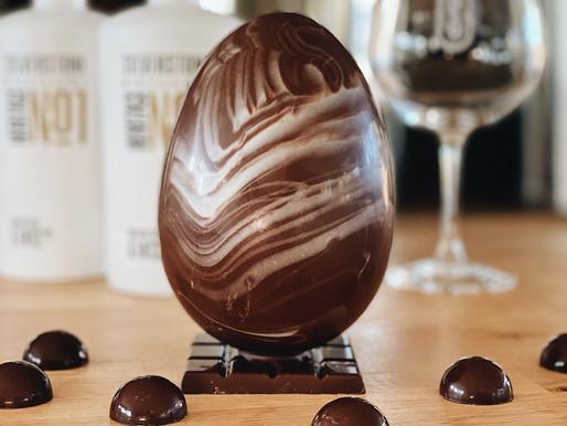 Eggs-Clusive Distillery Easter Eggs!