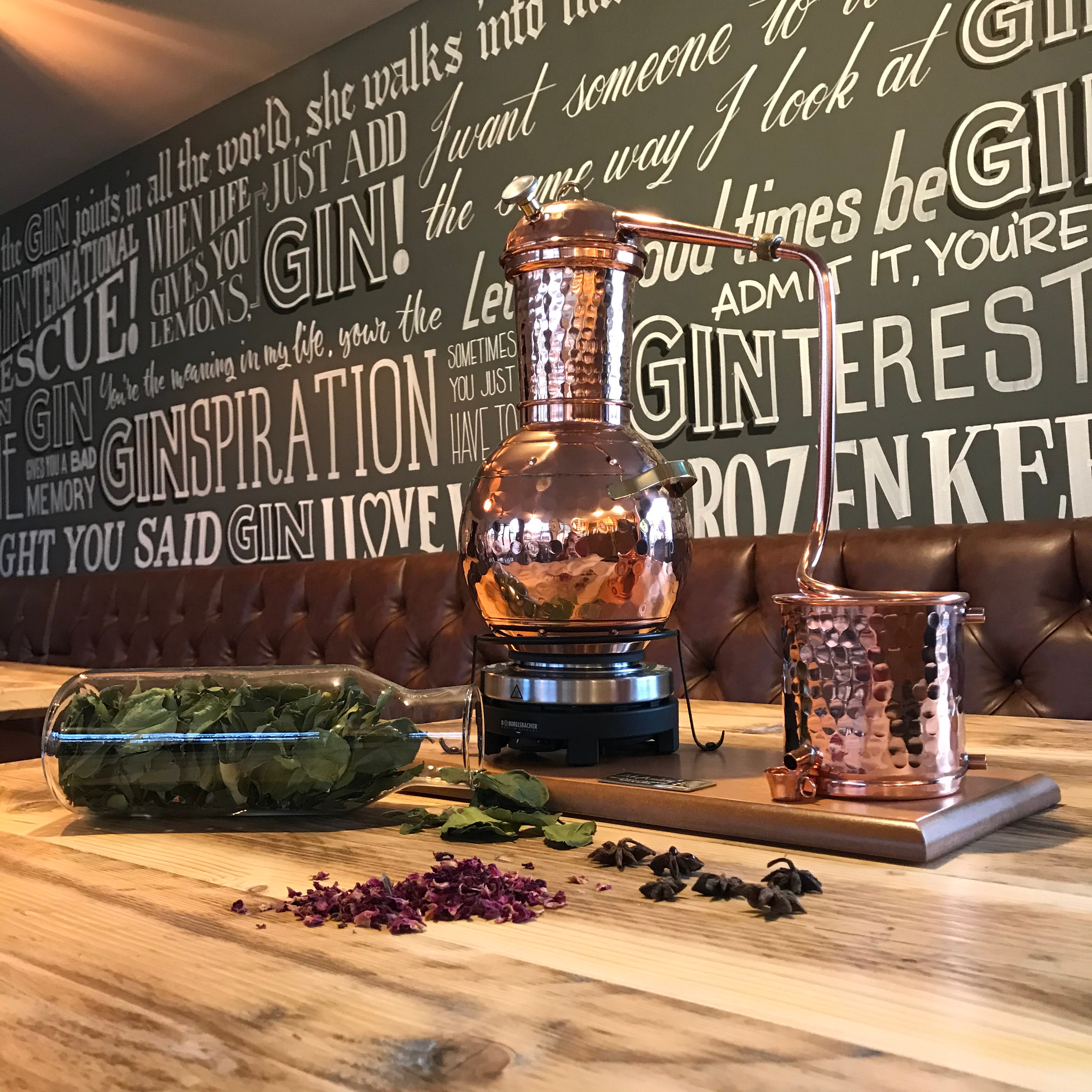 Gin School Class For One
