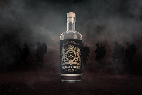 Military Spirit Gin