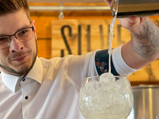 Our First Cocktail Masterclass