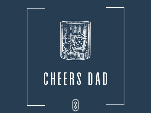 Raising A Glass To Dad