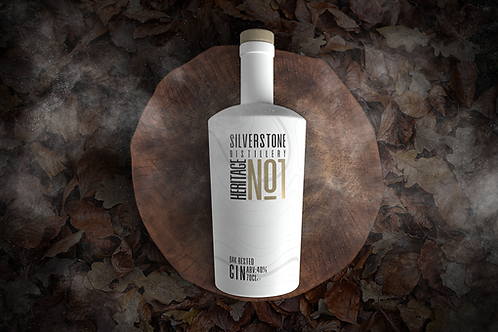 Heritage No1 Oak Rested Gin