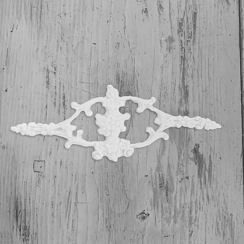 Ornate French Floral Applique