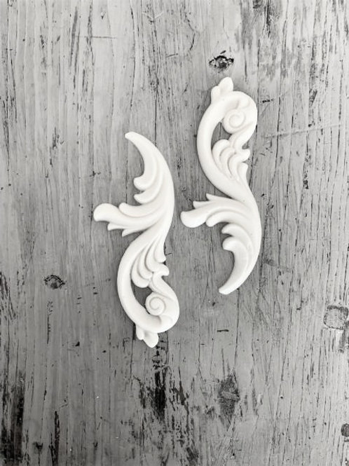 French Arch Courbe' Applique (2)