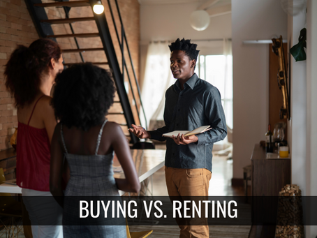 Buying vs Renting? What is better for you?
