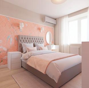 Спальня женская